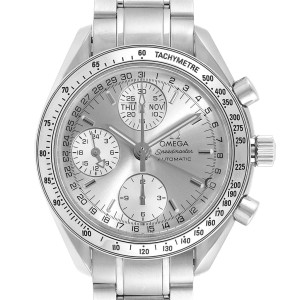 Omega Speedmaster Day Date Chronograph Mens Watch 3523.30.00 Box