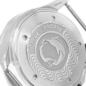 Omega Seamaster Apnea Jacques Mayol Black Dial Watch 2595.50.00