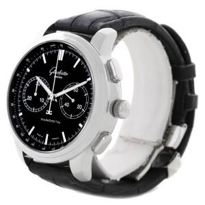 Glashutte Original Senator Chronograph XL Watch 39-34-20-42-04