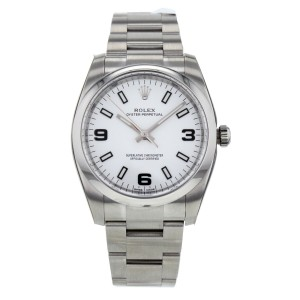 Rolex Oyster Perpetual 34mm 114200 Stainless Steel Watch