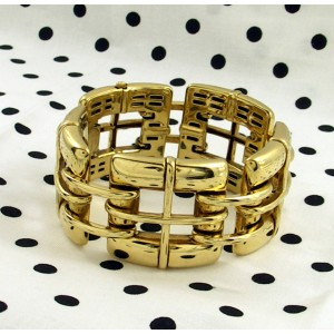 Tiffany & Co. Gold Link Bracelet