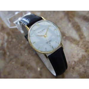 Citizen Deluxe Classic Stainless Steel Made in Japan Dress 1960s Mens Watch