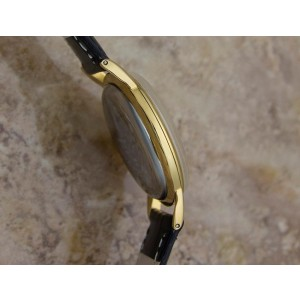 Citizen Master Y136 Gold Plated Manual Vintage 34mm Mens Watch