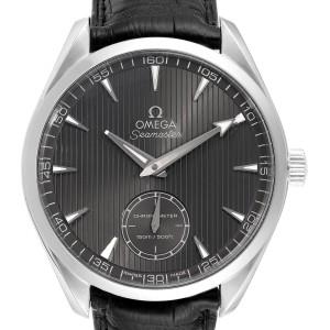 Omega Aqua Terra Railmaster XXL Teak Dial Watch 231.13.49.10.06.001