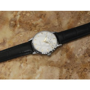 Seiko Laurel Stainless Steel Manual 34mm Mens Watch 1960s