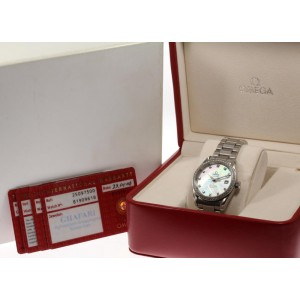 Omega Seamaster Aqua Terra 2509.75 36mm Mens Watch