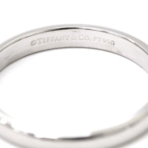 Tiffany & Co. Classic Platinum Band Ring