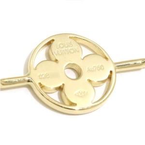 Louis Vuitton 18K Yellow Gold Pandantif Necklace