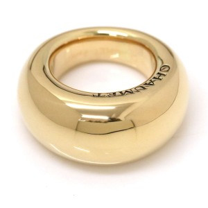 Chaumet 18K Yellow Gold Annaud Pendant