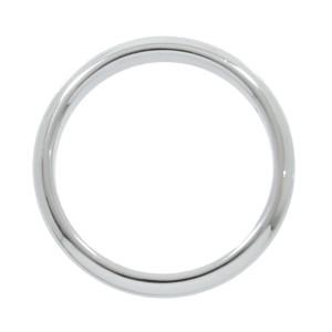 Tiffany & Co. 950 Platinum Classic Band Ring