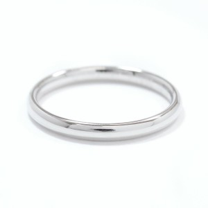 Chanel John Parisian 950 Platinum Ring Size 8.75