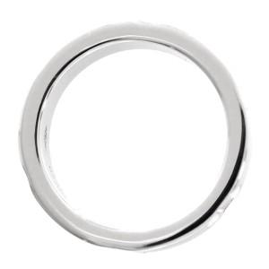 Louis Vuitton Empreinte 18K White Gold Ring Size 5