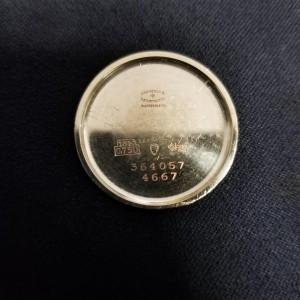 Vacheron Constantin Classic 4667 Vintage 32mm Mens Watch