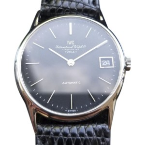 IWC Pilots 3209 Vintage 33mm Mens Watch