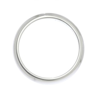 Cartier Classic Ring PT950 Platinum Size 9