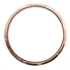 Cartier Classic Ring 18K Rose Gold Size 4.5