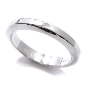 Cartier Declaration Ring Pt950 Platinum Size 4.5
