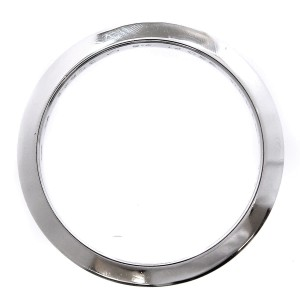 Cartier Declaration Ring Pt950 Platinum Size 4.5