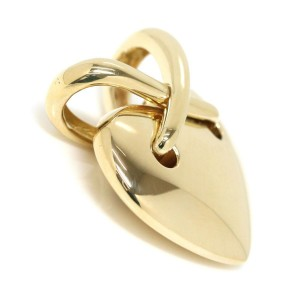 Chaumet Liens 18K Yellow Gold Heart Pendant