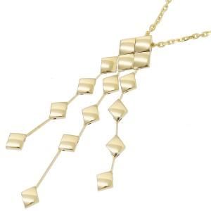 Chanel Matelasse 18K Yellow Gold Necklace