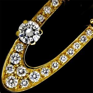 Bulgari Elisia 18K Yellow Gold Citrine Blue Topaz & Diamond Necklace