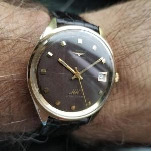 Longines Ultra Chron 7950 Vintage 37mm Mens Watch