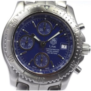 Tag Heuer Link CT5110 41mm Mens Watch