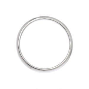 Cartier Ring Platinum Size 3.75