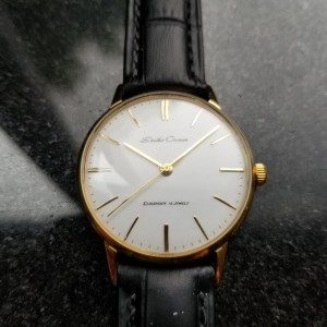 Seiko Crown 35mm Vintage Mens Watch