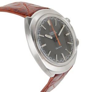 Omega Chronostop 145.009 Vintage 34mm Mens Watch