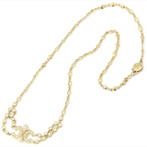 Cartier Necklace 18K Yellow Gold Diamond