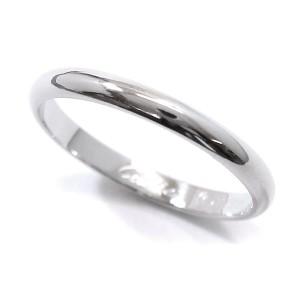 Cartier Ring Platinum Size 7.5
