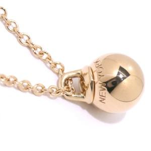 Tiffany & Co. 18K Rose Gold Hardwear Necklace