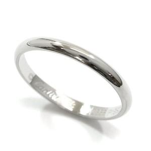 Cartier Classic Ring Platinum Size 8.25