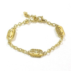 Bulgari Parentesi 18K Yellow Gold Bracelet