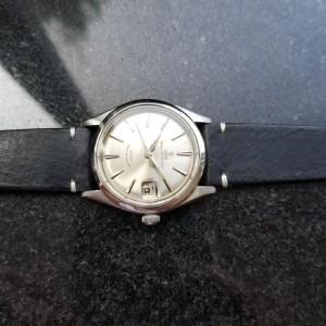 Tudor Prince OysterDate 7966 34mm  Vintage Mens Watch