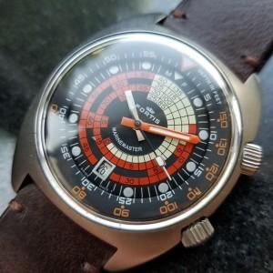 Fortis Marinemaster MS190 Vintage 42mm Mens Watch