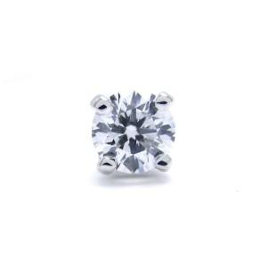 Tiffany & Co. 950 Platinum 0.36ctw Diamond Earrings