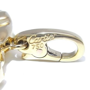 Cartier Panthere Pendant 18K Yellow Gold