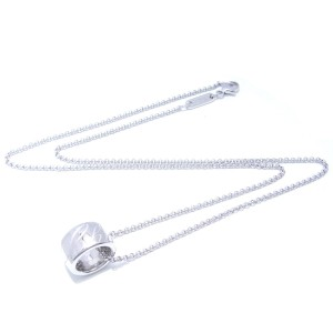 Chopard Chopardissimo 18K White Gold Pendant Necklace