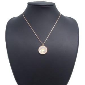 Cartier Trinity Pendant Necklace 18k Tri-Color Gold