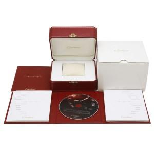 Cartier Miss Pasha W3140008 27mm Womens Watch