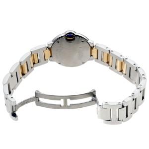 Cartier Ballon Bleu W69007Z3 28mm Womens Watch