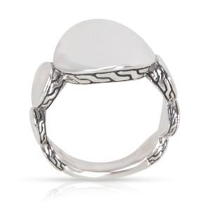 John Hardy Sterling Silver Dot Ring Size 7