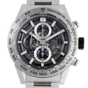 Tag Heuer Carrera CAR2A8A.BF0707 45mm Mens Watch