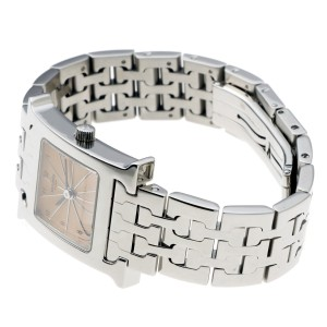 Hermes H HH1.210.461/4804 21mm Womens Watch