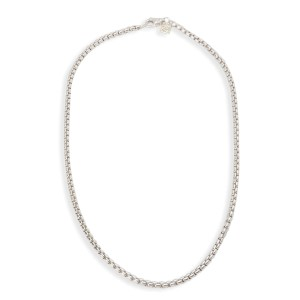 David Yurman 14K Yellow Gold Sterling Silver Necklace