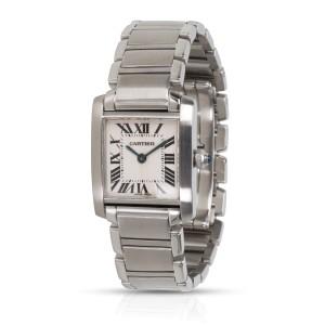 Cartier Francaise W51008Q3 20mm Womens Watch