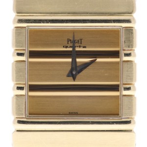 Piaget Polo 7131 C701 Vintage 25mm Womens Watch