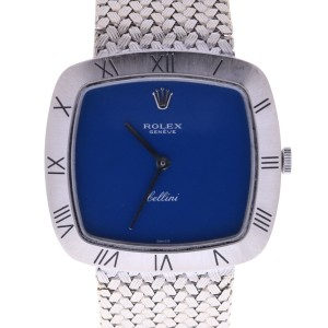 Rolex Cellini 25mm Womens Watch